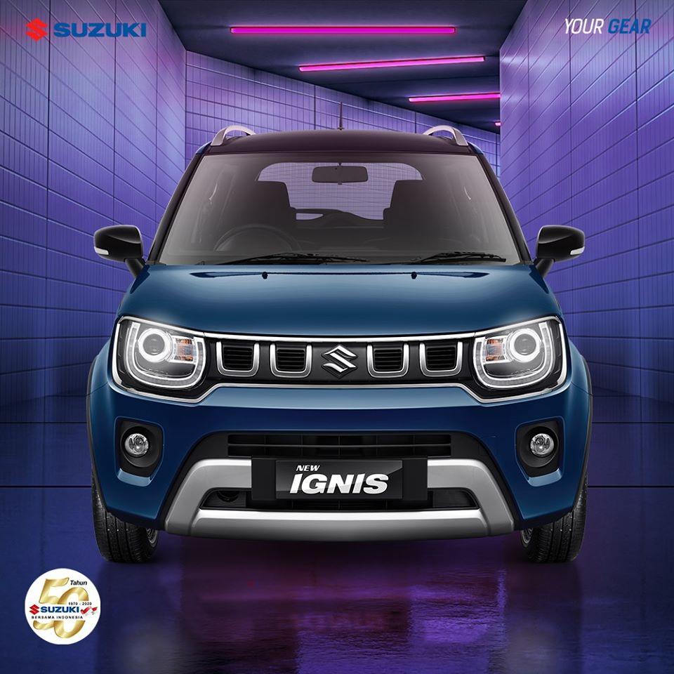 Suzuki Ignis Facelift 2020 Meluncur, Dan Area Sumbar Sudah Ready